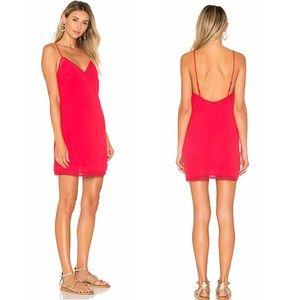 NWT Lovers + Friends Mini Slip Dress
